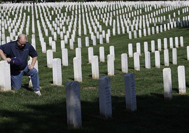 美国阿灵顿国家公墓