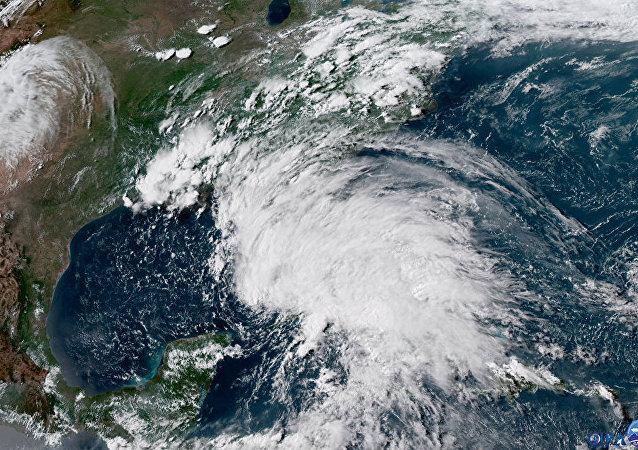 滨海边疆区发布风暴预警