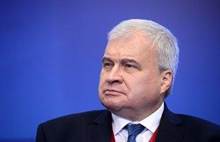 俄驻华大使祝愿俄中两国海军合作发展取得成功