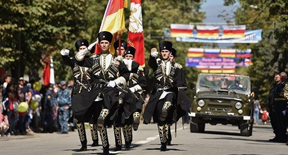 阿布哈兹外交部:叙利亚承认阿布哈兹独立