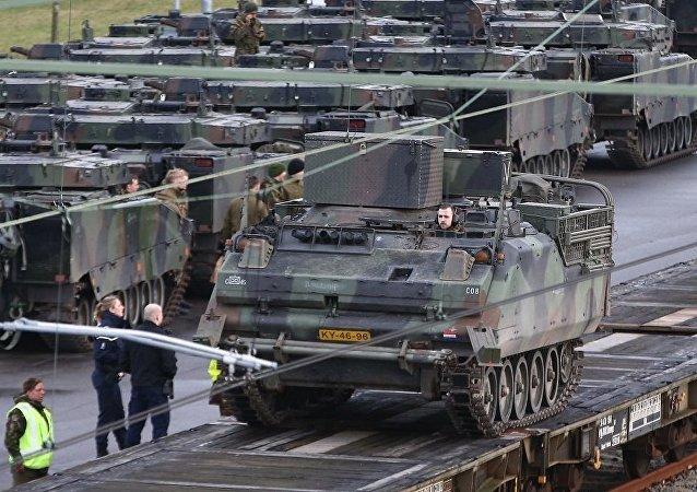 俄外长:俄白对北约在波罗的海沿岸地区和波兰的积极活动表示担忧
