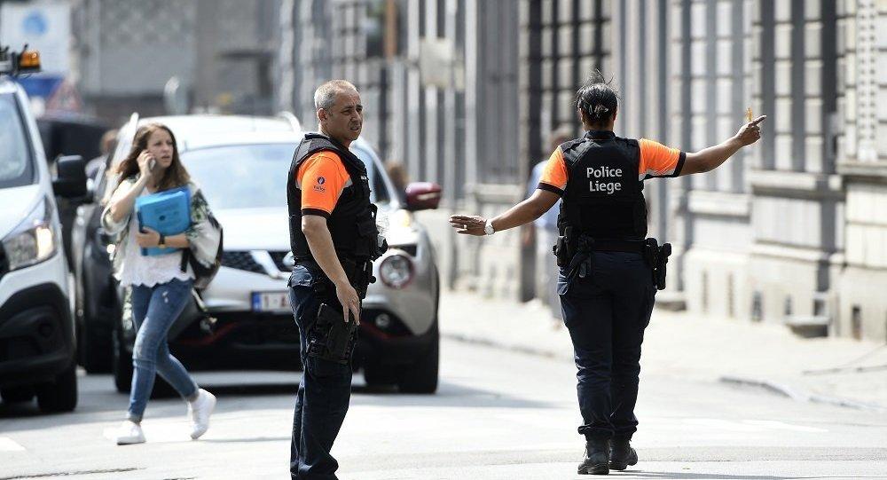 比利時警方