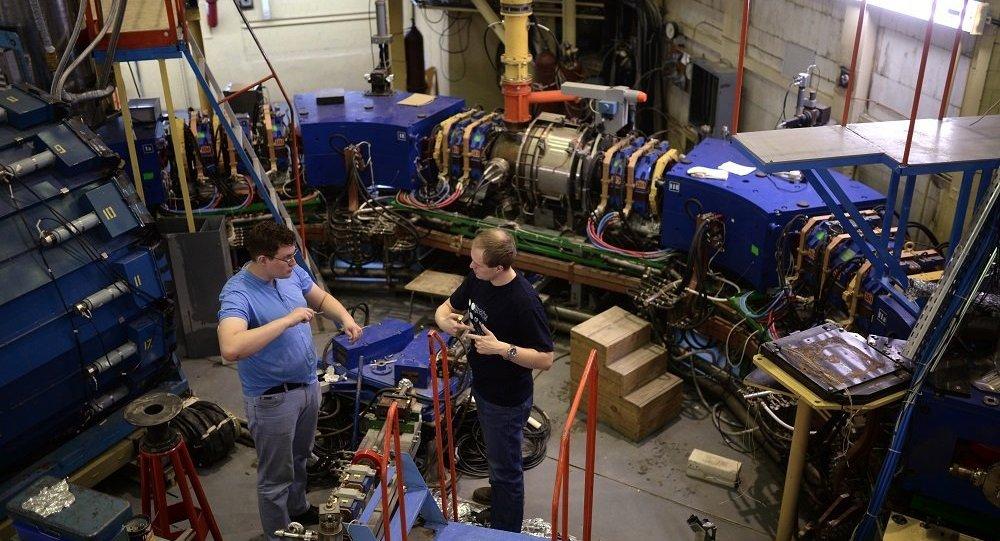 中国物理学家将在俄西伯利亚参加建造独一无二的正负电子对撞机