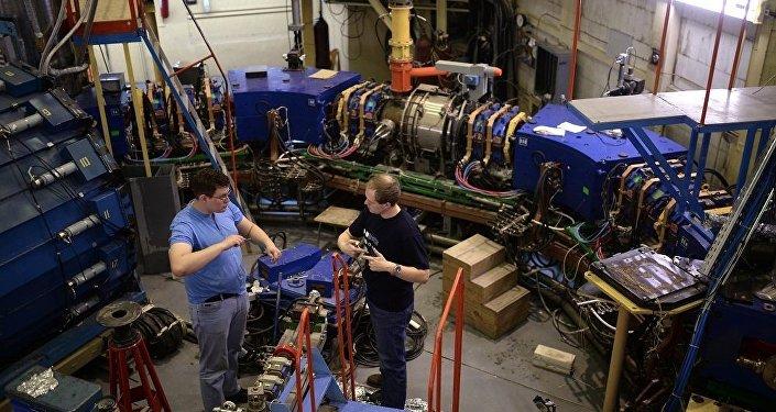 中國物理學家將在俄西伯利亞參加建造獨一無二的正負電子對撞機