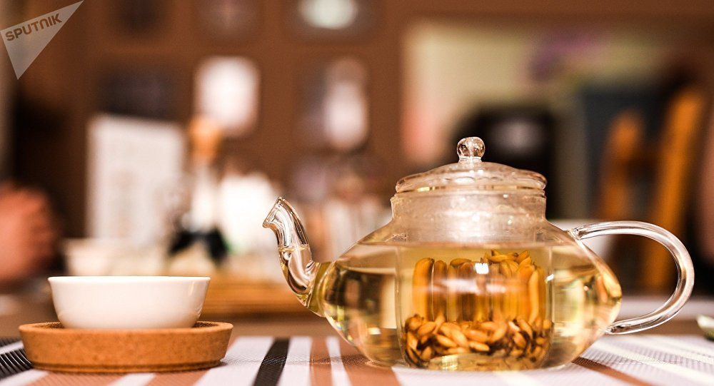 韩国传统的大麦茶