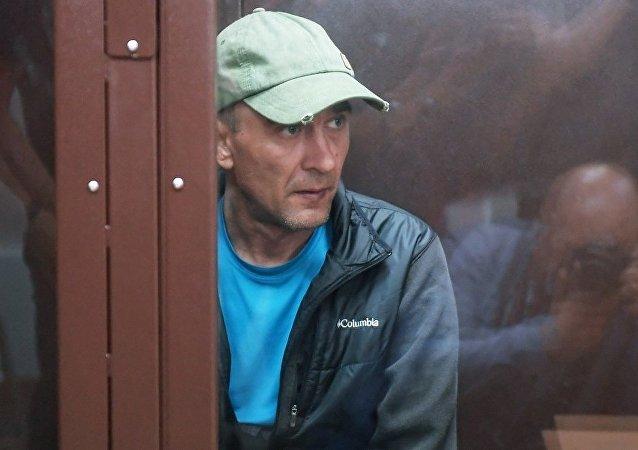 莫斯科法院宣布逮捕损伤名画《伊凡雷帝杀子》的男子