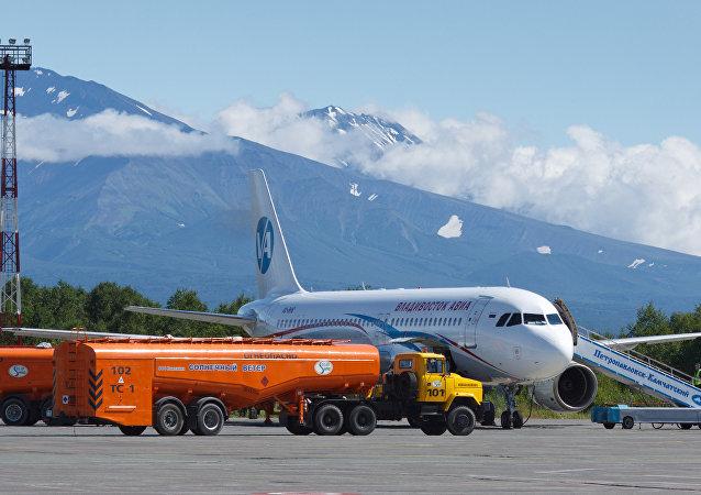 叶利佐沃机场 (堪察加半岛)