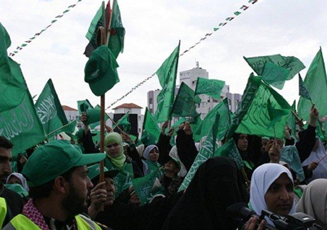 加沙执政的哈马斯宣布恢复与以色列的停火机制