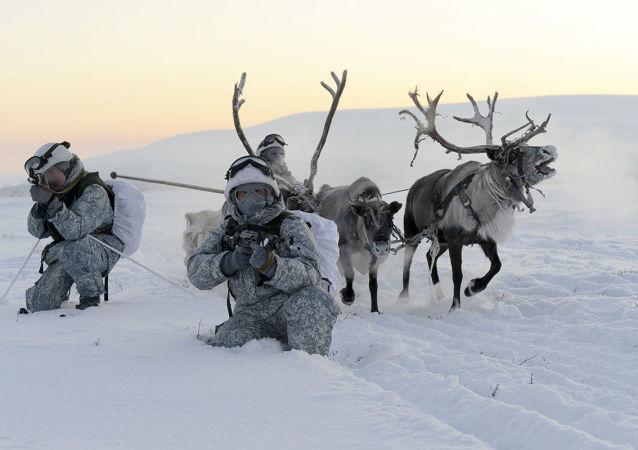 俄罗斯北方舰队日