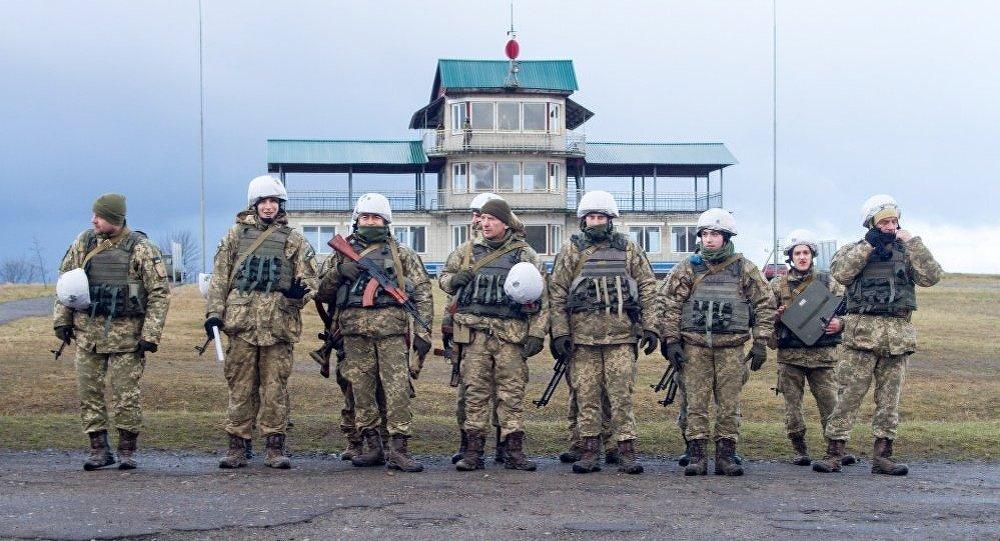 專家:烏克蘭準備對頓巴斯發起新一輪攻勢