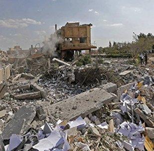 叙总统:不排除美国会对叙发动新打击