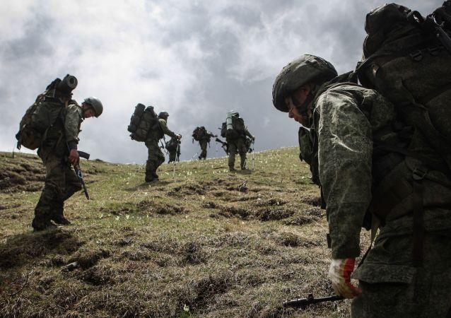俄羅斯特種部隊