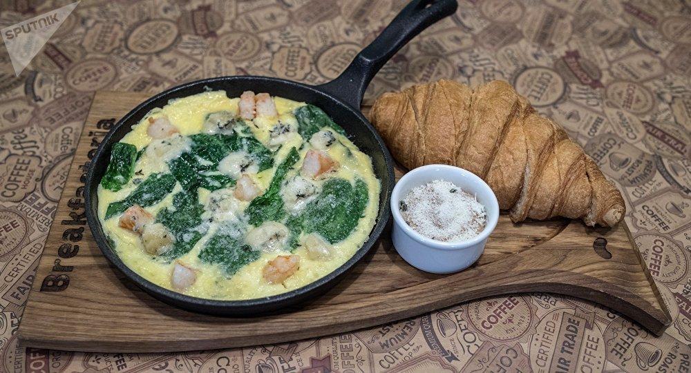 《愛麗絲的早餐》餐廳菜品