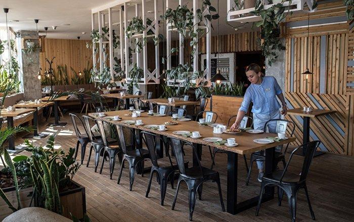 Green Cafe в Ростове-на-Дону