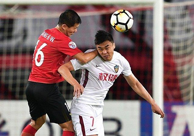 俄著名球星称中国足球有广阔的发展前景