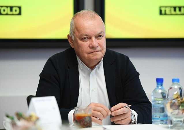 「今日俄羅斯」通訊社總經理斥責基輔不需記者只需間諜
