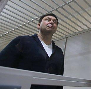 基輔禁止俄羅斯領事探訪維辛斯基