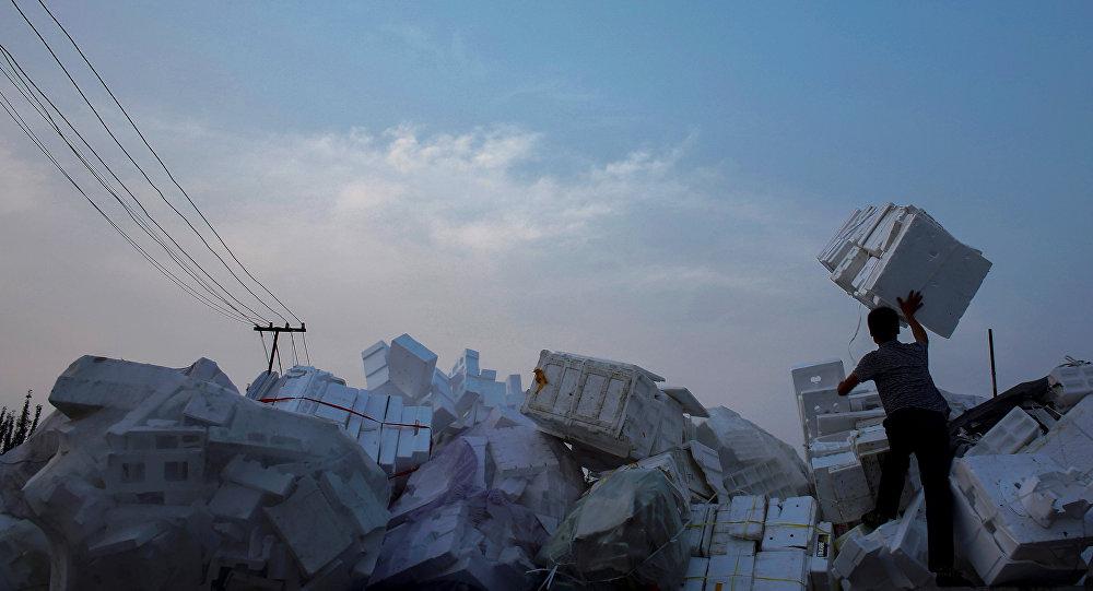 中國不再需要日本垃圾