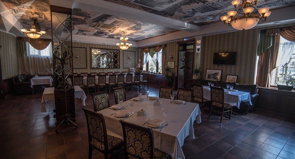 《羅斯托夫-教皇》餐廳