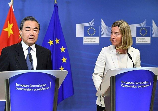 欧盟高官:欧中峰会将于7月在北京举行