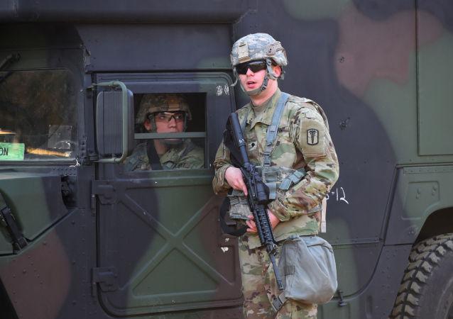 美国《新闻周刊》对比俄美全球军事基地