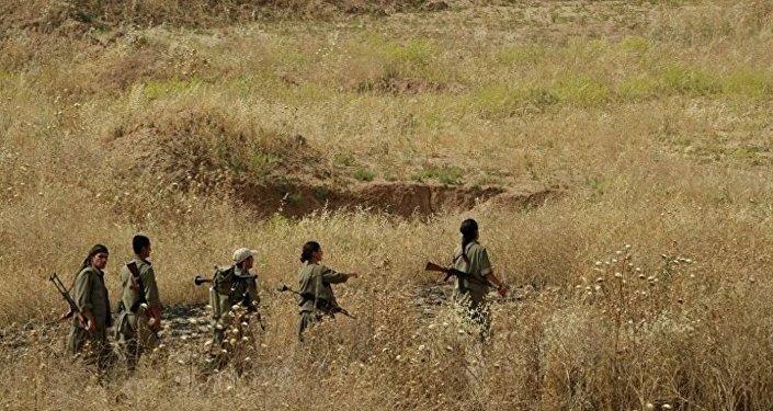 叙利亚国防部:400名库尔德战士根据协议撤离曼比季