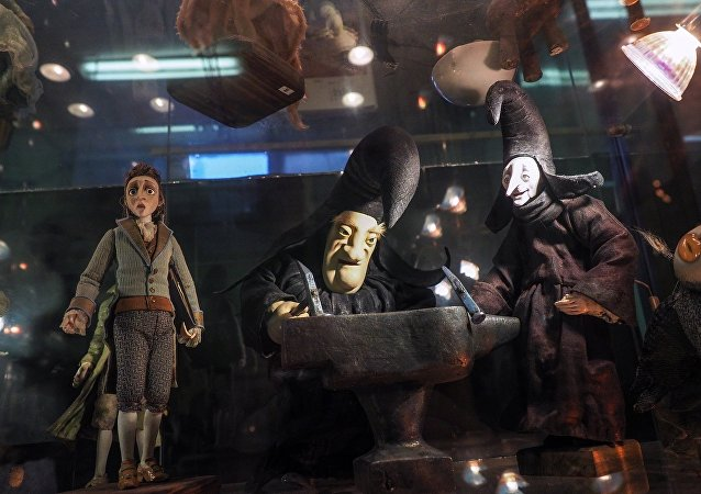 俄联盟动画电影公司希望中国观众将给予《霍夫曼奇遇记》好评