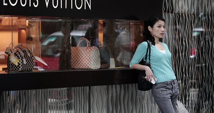 路易威登(Louis Vuitton)手袋在香港