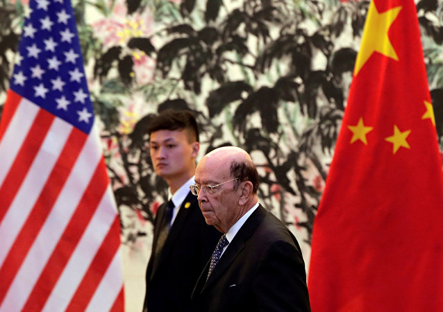 中国对美欲挑起全面贸易战给予强力回应