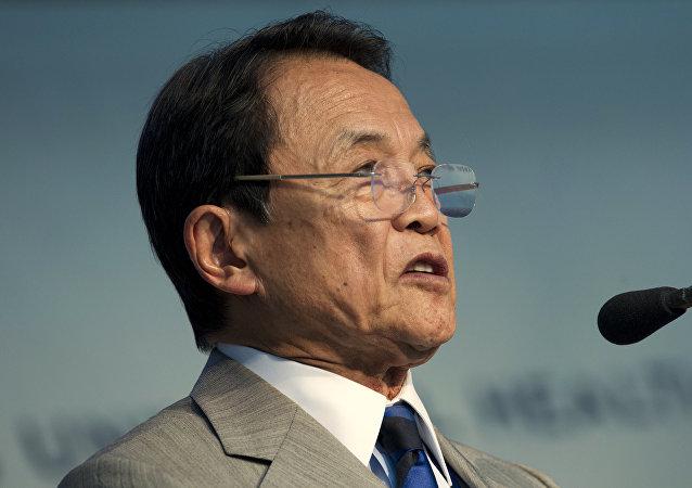 媒体:日本财政大臣因财务省丑闻退还一年薪水