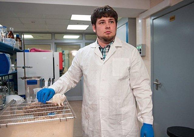 俄罗斯药剂创纪录延长患癌白鼠的生命