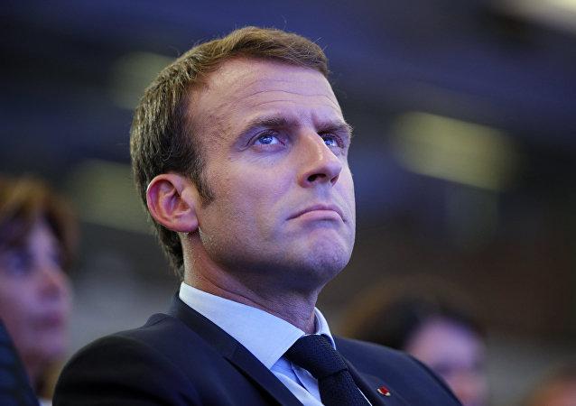 僅21%法國人積極評價馬克龍的工作