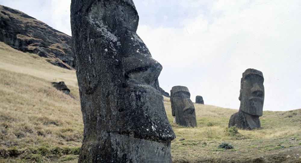 考古学家揭密:人类如何在复活节岛上生存