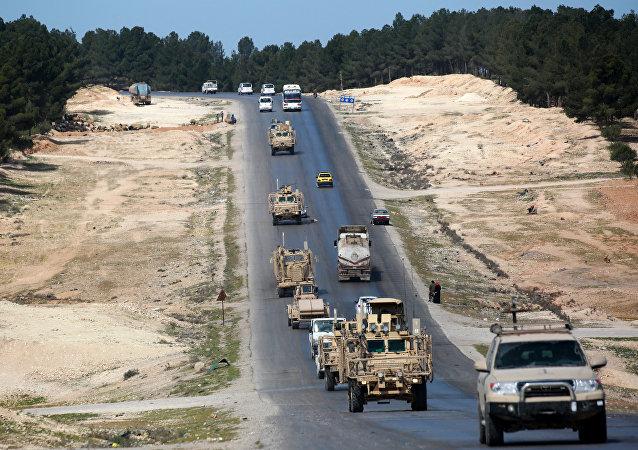 美土批准敘利亞曼比季安全合作路線圖