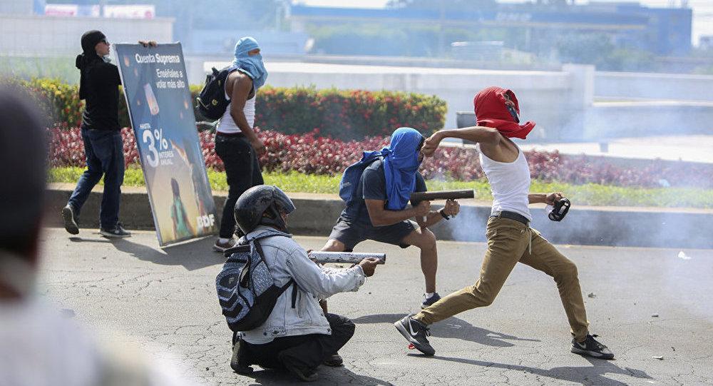 尼加拉瓜抗议活动