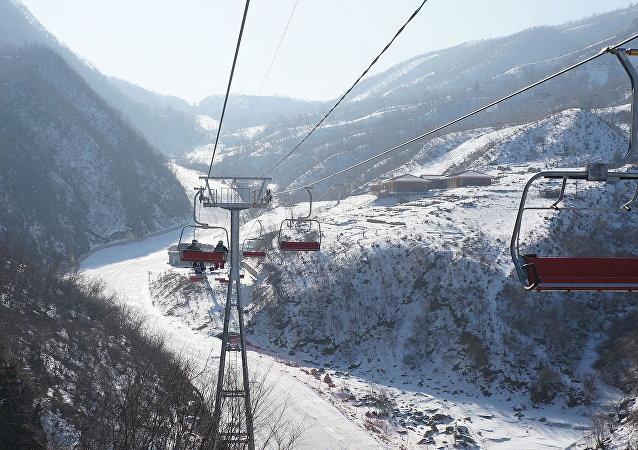 馬息嶺滑雪場