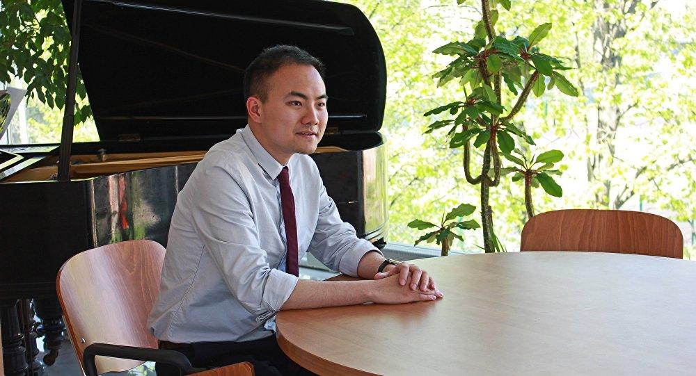 李竟成:在俄讀碩是中國本科生的最佳選擇
