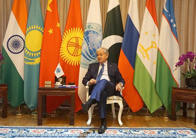 上合秘书长:印巴加入大幅提升组织反恐潜力
