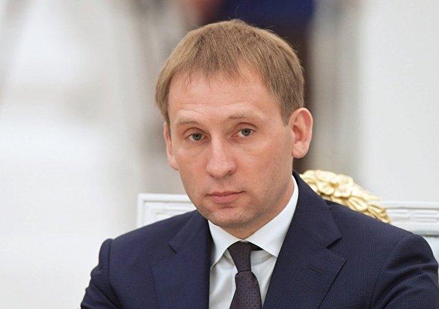 俄羅斯遠東發展部部長科茲洛夫