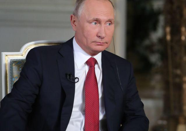 普京:莫斯科無意離間歐盟 反而望其統一繁榮