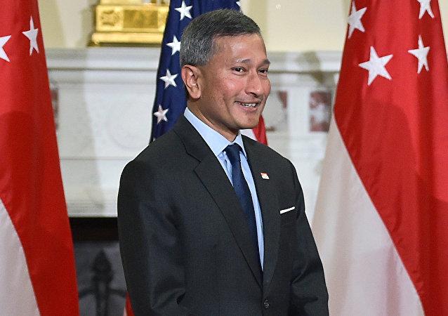 新加坡外长将于6月7日至8日访问朝鲜