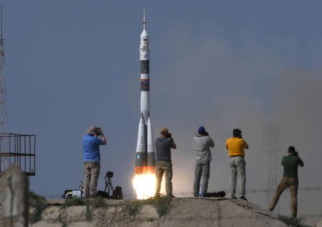 """俄""""进步MS-09""""号飞船将为国际空间站运送食品"""