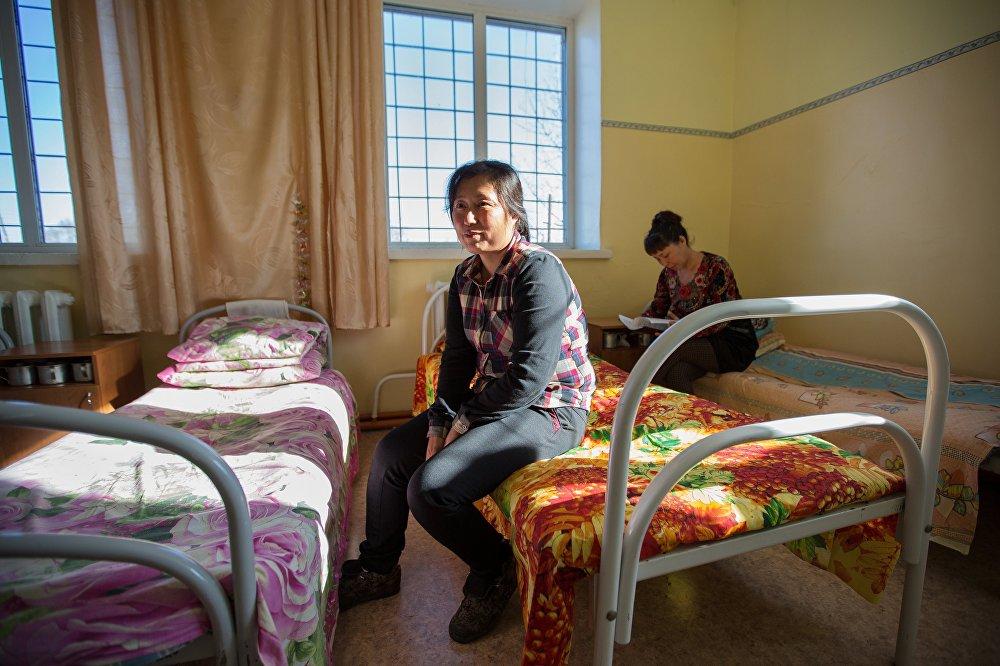 違反俄羅斯簽證制度者在臨時拘押所