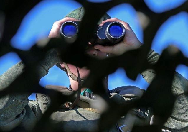 俄日边防人员联合演习落下帷幕