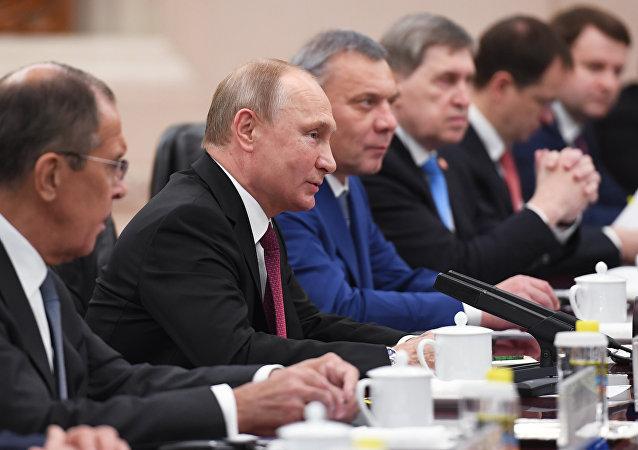 俄方期待习近平作为主宾出席东方经济论坛