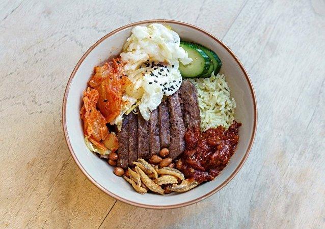 新加坡厨师提出美朝首脑会晤菜单方案:泡菜或火鸡