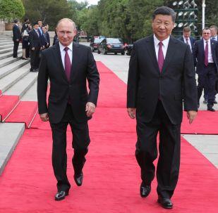 杨洁篪:中俄元首或在国际活动期间举行会面