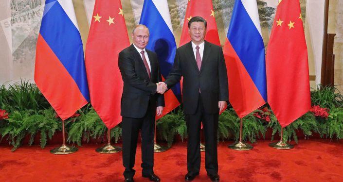 """克宫:普京本月下旬将赴华出席""""一带一路""""国际合作高峰论坛"""