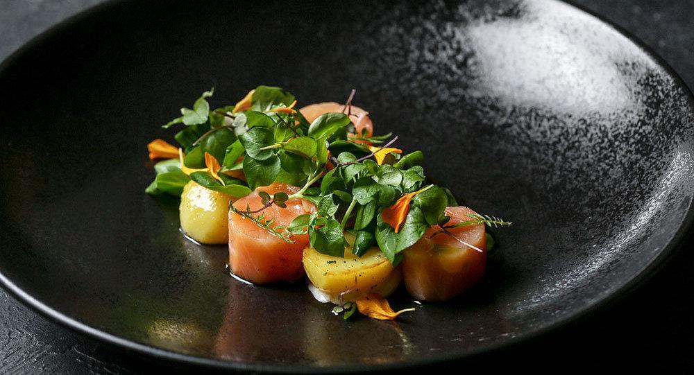 《巴郎-拉潘》餐厅菜品