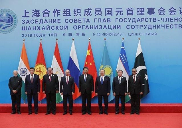 上合組織成員國將簡化海關程序並加強邊境機構合作